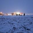 Крушение Ан-148 зафиксировала камера видеонаблюдения