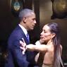 Мишель и Барак Обама дали урок танго Аргентине
