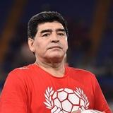 Футболист Марадона признался, что является фанатом Путина