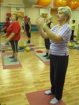 Регулярные тренировки гарантируют людям зрелого возраста здоровье