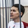 ФСИН: Савченко то голодает, то не голодает