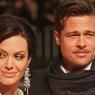 Анджелина Джоли вышла замуж за Брэда Питта