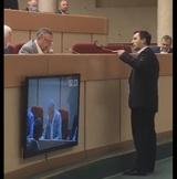 Депутаты Саратовской думы подрались при обсуждении вопросов этики