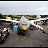 Самолет разбился в Липецкой области