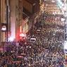 Тысячи сербов вышли на митинг против президента страны