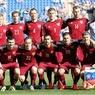 Сборная России сыграла вничью с Норвегией