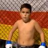 В сети появилось видео боёв с участием детей