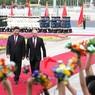 Россия и Китай договорились наращивать координацию между своими ВС