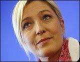 Ле Пен признана женщиной-политиком номер два во Франции