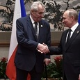 Президент Чехии указал на двойные стандарты ЕС в отношении Крыма