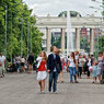 Рабочая неделя порадует москвичей майским теплом