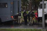 После заявления ЕС о новых санкциях МВД Белоруссии грозит применять боевое оружие на митингах