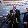 Дмитрий Рогозин госпитализирован с ранением ноги