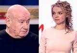 В эфире показали, как Цымбалюк-Романовская избила Марка Рудинштейна