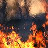 В Астрахани из-за пожара на газопроводе остановлено движение через Волгу (ВИДЕО)