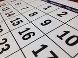 Минтруд предложил график переноса выходных и праздников на следующий год