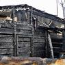 Привязанный к батарее ребенок обгорел на пожаре
