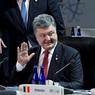 Петр Порошенко благодарен ЕС за антироссийские санкции