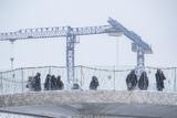 """Костромской кран """"Галичанин"""" теперь будет работать в условиях вечного холода Антарктиды"""