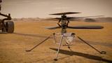 Вертолет на Марсе: ученые показали исторический полет Ingenuity