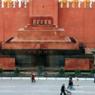 Мавзолей Ленина закрыли для туристов