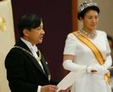 В Японии взошёл на престол новый император