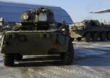 Российский миротворец получил ранения при взрыве мины в Нагорном Карабахе