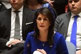 Никки Хейли: США готовы сделать заявление о новых санкциях в отношении РФ 16 апреля