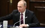 Путин поговорил с Порошенко по телефону, сообщили на Украине