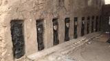 В Перу найдены таинственные черные статуи в глиняных масках