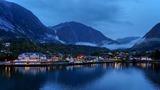 Фрегат столкнулся с танкером у берегов Норвегии