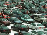 На таможнях Дальнего Востока застряли сотни машин из-за отсутствия ГЛОНАСС