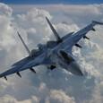 Минобороны РФ сообщило об обнаружении самолета-разведчика США над Черным морем