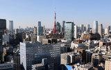 В Японии планер упал на жилой район