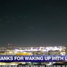 Зрители утреннего шоу разглядели в небе инопланетян