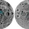Впервые ученые подтвердили наличие льда на поверхности Луны