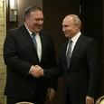 Помпео назвал переговоры с Путиным и Лавровым шагом вперёд