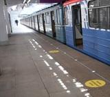 """Женщина упала на рельсы на станции метро """"Котельники"""""""