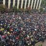 Данные волонтеров и МВД о численности участников акции в Москве разошлись в два раза