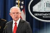 Трамп уволил генпрокурора США Джеффа Сешнса