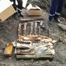 В Москве строители наткнулись на оружейный склад времен ВОВ