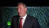 """В """"Роскосмосе прокомментировали слова Рогозина про высадку американцев на Луну"""