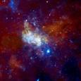 Астрономы зафиксировали увеличение активности черной дыры в центре Млечного Пути