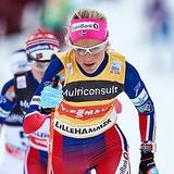 Лыжные гонки: Женскую эстафету выиграла первая сборная Норвегии