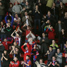 """На матч России и Норвегии запретили проносить """"радужные флаги"""""""