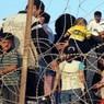 Прорвались: полиция Македонии не смогла сдержать натиск мигрантов