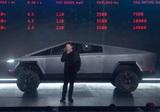 Илон Маск представил бронированный электропикап Cybertruck
