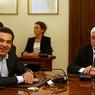 Греция между Сциллой и Харибдой, наступает час Х