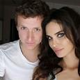 Видео с Павлом Мамаевым и предполагаемой любовницей в кофейне показали на ТВ