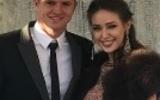 Дмитрий Тарасов с Анастасией Костенко побывали на свадьбе